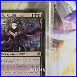 Mtg Psa 10 Liliana, Dreadhorde General Yoshitaka Amano F/S JAPAN