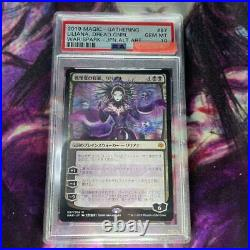 Mtg Psa10 General Of The War Liliana Different Picture