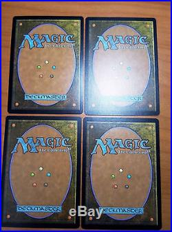Mtg magic 4x Liliana of the veil / Liliana del Velo Innistrad