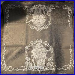 Pvramid x Amanda LaPalme Lady Of The Veil Play Mat Charcoal Odyssey Liliana MTG