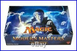 Sealed Modern Masters 2017 Booster Box MTG Snapcaster Mage Liliana Scalding Tarn