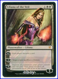 Wizards OF THE COAST Innistrad ISD English of the Veil Liliana / Liliana o